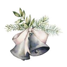 Watercolor Christmas Compositi...