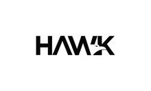 Typography Hawk Vectors Royalty Logo Design Inspiration