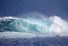 Turquoise Pipe, Hawaii
