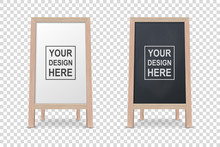 Vector 3d Realistic Blank Whit...