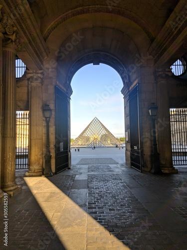 Valokuvatapetti Arco de París