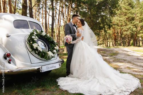 Valokuvatapetti Luxury wedding photography