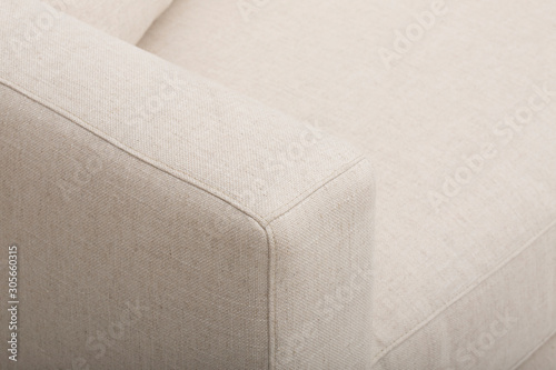 Photo  White Two Seater Sofa - White Two Seater Couch, John Lewis & Partners Bailey RHF