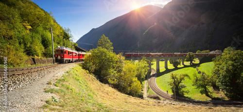 Fotografia Bruzio bridge viaduct