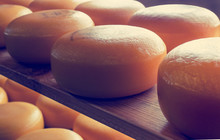 Dutch Cheese Close Up - Tradit...
