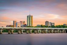 Tulsa, Oklahoma, USA Downtown ...