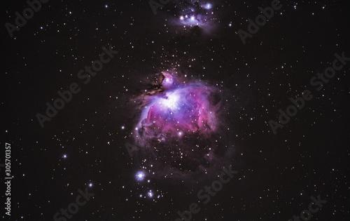 Fotomural orion nebula