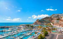 Puerto Rico Resort Town. Gran ...