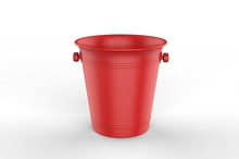 Blank Vintage Ice Bucket For P...