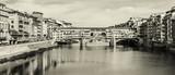 Ponte Vecchio in Florence , Italy