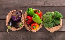 Healthy Fresh Vegetables In No...
