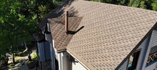Bituminous Tile For A Roof. A ...