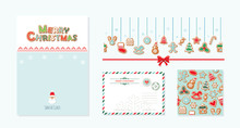 Christmas Design Elements Set....