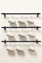 Ceramic Coffee Cups Hanging On...