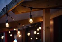 Vintage Hanging Antique Lights...