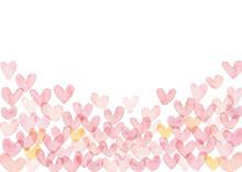 Watercolor Illustration Heart ...