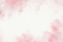 Pink Watercolor Abstract Backg...