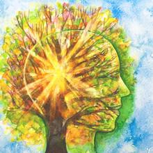 Disegno Spiritualità Meditazi...