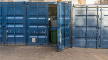 Cargo Container Storage Unit