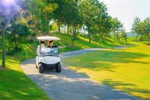 Professional Golfers Are Drivi...