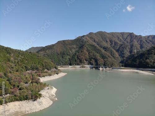 Barrage Lake, Nature, Sky, Mountain