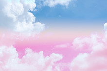 Pastel Sky Wallpaper, Abstract...