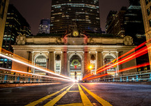 Grand Central Terminal Night C...
