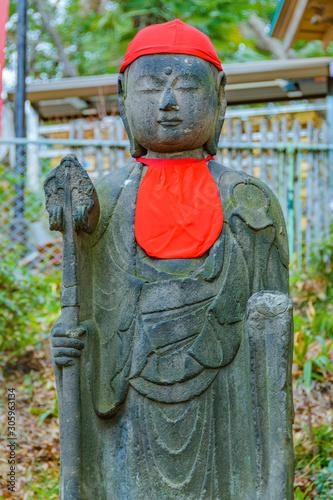 Fotografia Buddha Sculpture, Ueno Park, Tokyo, Japan