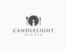 Restaurant Logo Cafe Logo Cand...