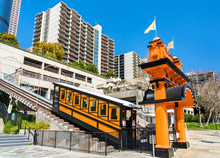 Angels Flight, A Funicular Rai...
