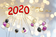 2020 Wishes For A Happy New Year.