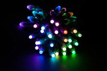 Glowing RGB Led Pixels Christm...