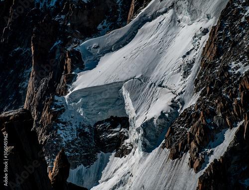 Photo Mont Blanc Serac - Glaciers in Chamonix