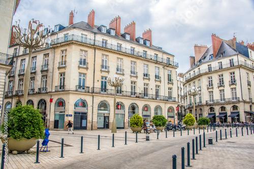 Fotomural Place Graslin, Nantes, France