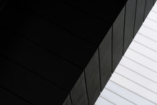White And Black Line Of Archit...