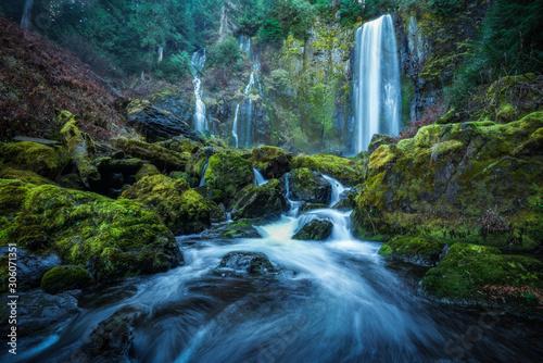 Waterfall in Washington - Washington Waterfalls