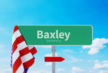 Baxley – Georgia. Road Or To.