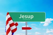 Jesup – Georgia. Road Or Tow...