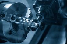 The Multi-tasking CNC Lathe Ma...