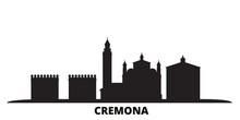 Italy, Cremona City Skyline Is...