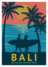 Bali See You On The Next Wave ...