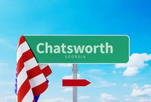 Chatsworth – Georgia. Road O...