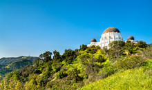 The Griffith Observatory On Mo...