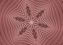 Dusty Pink, Pastel Coral Manda...