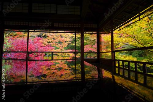 Printed kitchen splashbacks Kyoto Rurikoin Temple, Kyoto City, Kyoto Pref., Japan