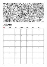 2020 Antistress Calendar, Dood...
