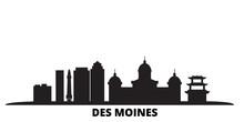 United States, Des Moines City...