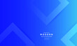 abstract geometric blue background, dynamic blue gradient background