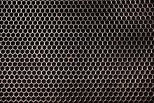 Steel Grating Grid Background,...