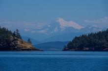 Mount Baker And San Juan Islands